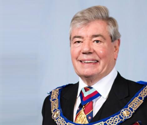 RWBro Sir David Trippier, RD, JP, DL