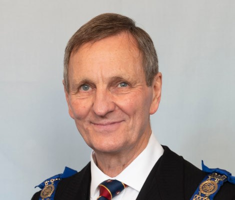 VWBro John Richard Farrington, PGSwdB