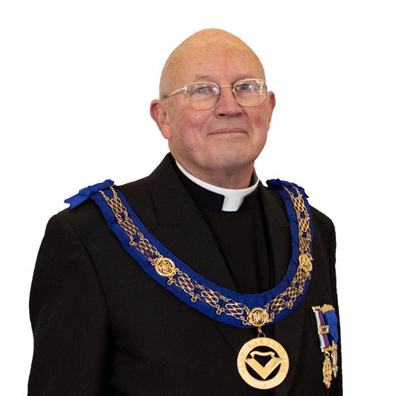 WBro The Reverend Canon Richard Whishaw Hawkins, PSGD